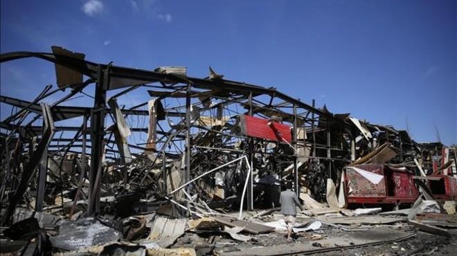La UE intenta posar límit al descontrol existent en l'exportació d'armes
