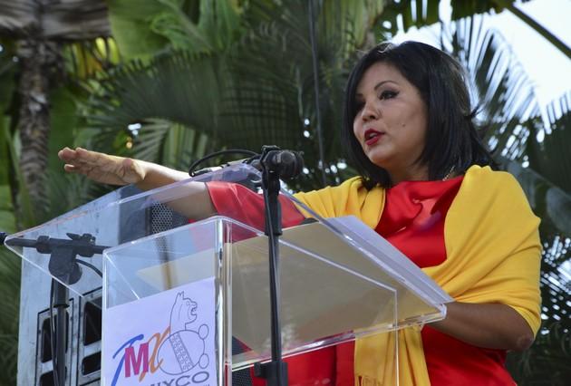 Gisela Mota, alcaldesa de Temixco asesinada.