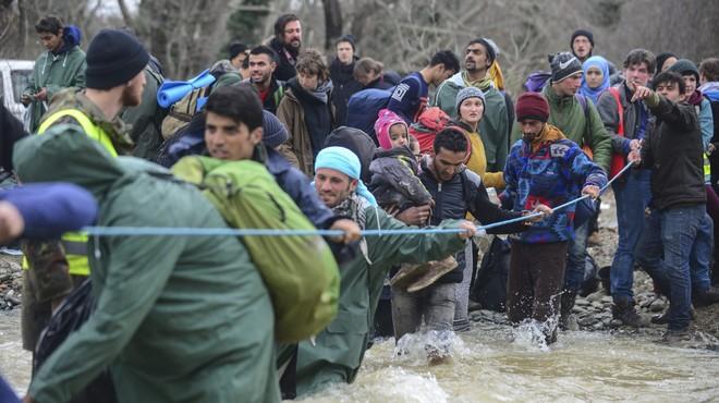 Cinc països fan perillar l'acord sobre refugiats entre la UE i Turquia