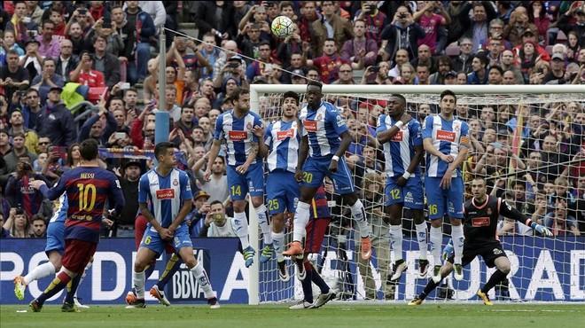 "Messi a Pau López: ""¡Ándate ahora huevón...bobo!"""