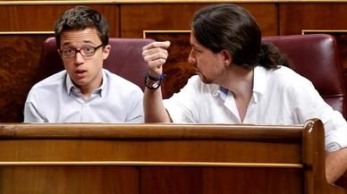 Iglesias, Errejón i Domènech no assistiran a l'aniversari de la Constitució