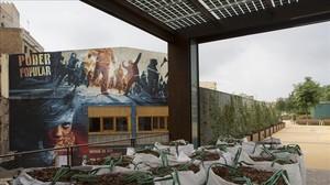 hlopez35191456 barcelona 18 08 2016 jardines de la rambla de sants un dia a160819140715