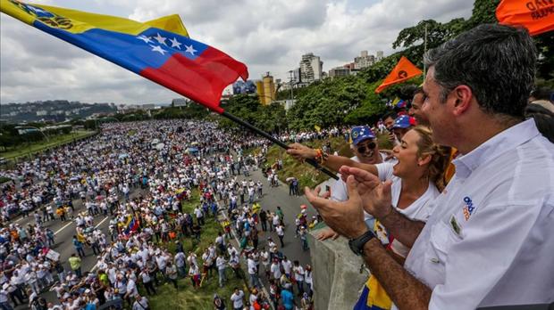 Loposició veneçolana guanya el premi Sàkharov del Parlament Europeu