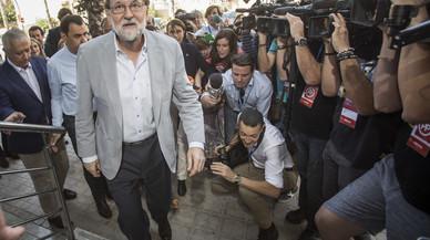 "Rajoy: ""Ningú liquidarà la democràcia espanyola"""