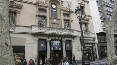 Barcelona eximeix del 95% de l'IBI llibreries, teatres i locals culturals