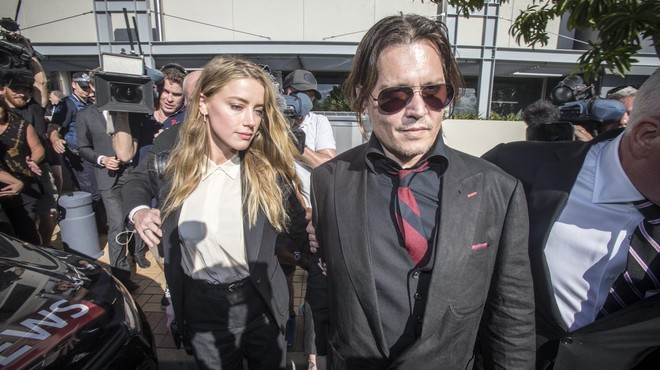 Johnny Depp's wife, Amber Heard pleads guilty for illegal entry of animals in Australia