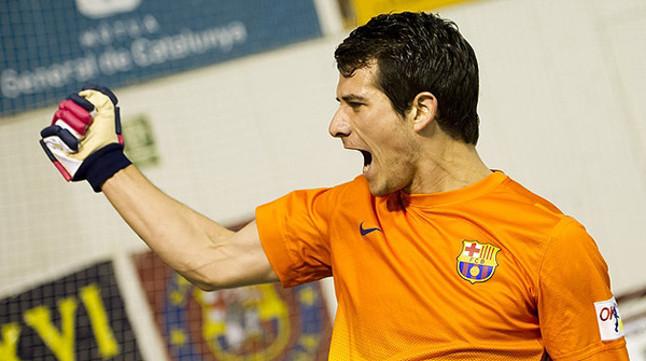 El Barça se queda sin OK Liga en el último suspiro