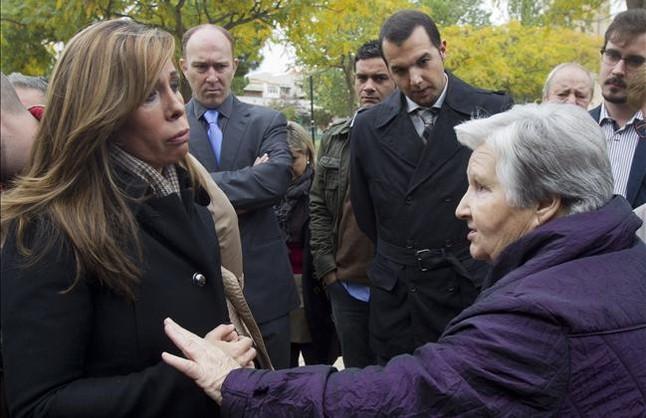 """Camacho promete """"hacer frente"""" a la """"obsesi�n"""" de Mas con la consulta"""