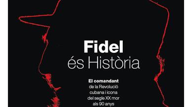 La portada d'EL PERIÓDICO del 27 de novembre del 2016