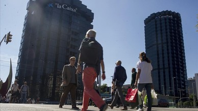 CaixaBank fa efectiu el trasllat de la seva seu a València