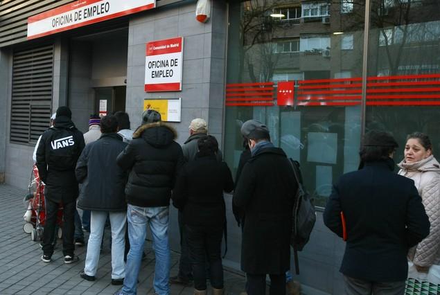 Grecia desbanca a Espa�a como pa�s con mayor tasa de paro en la UE