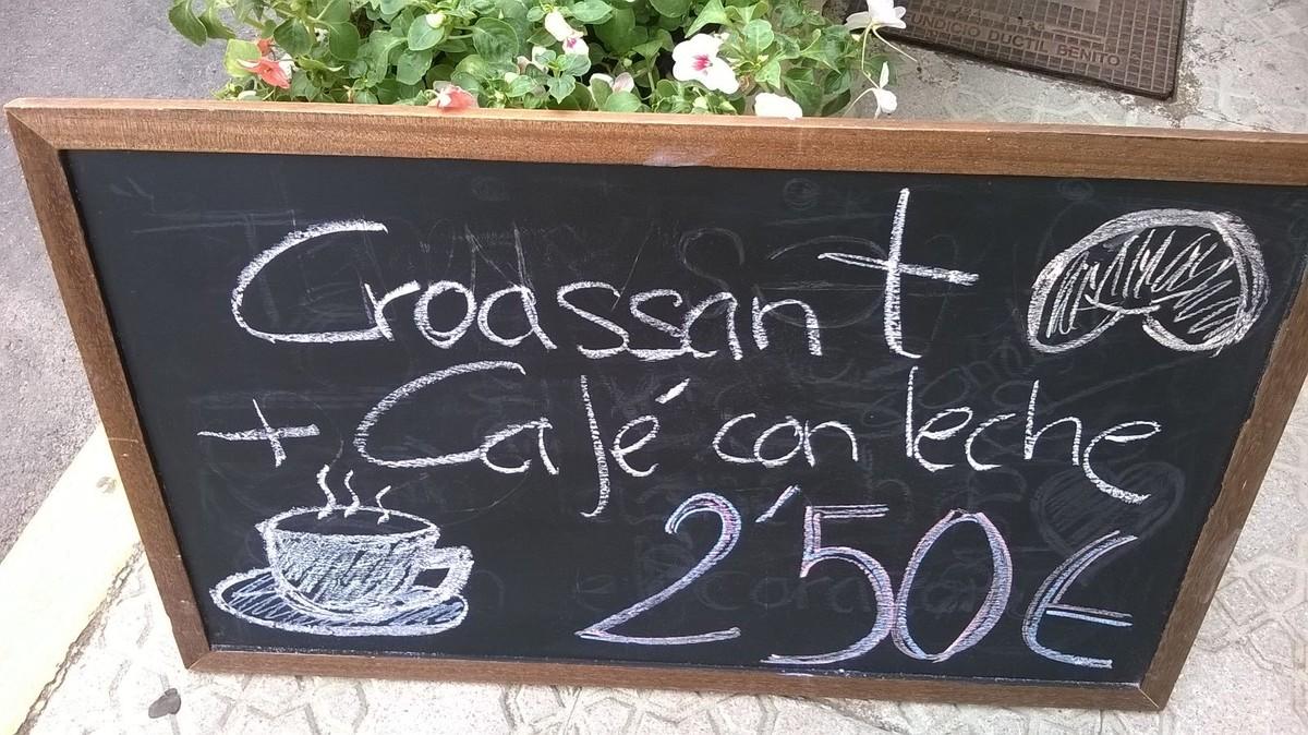 ¿Croissant, cruasán o croasán?