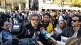 La Guàrdia Civil multa Joan Tardà a Navarra per portar el CAT a la matrícula del cotxe