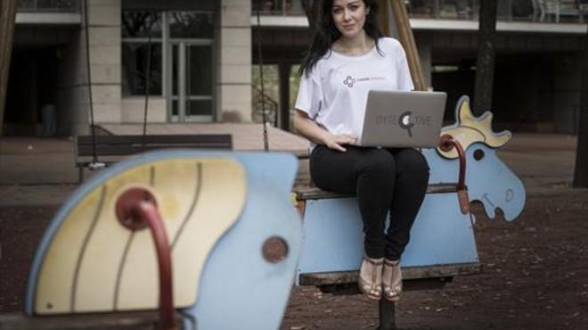 """Luz Rello Sánchez: """"La dislèxia causa el 40% de l'abandonament escolar"""""""