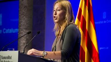 La Generalitat recolza les al�legacions de Forcadell i el Parlament davant el TC