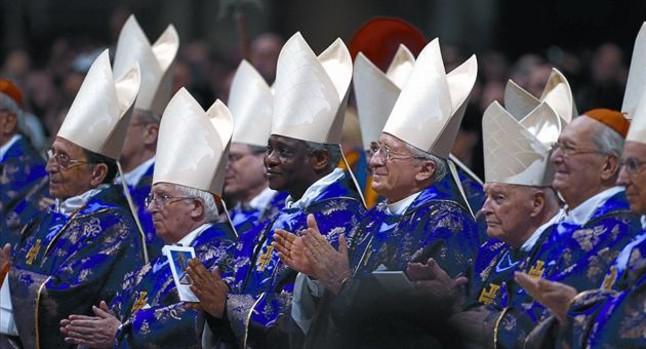 La limpieza y las reformas en el Vaticano centrarán el cónclave