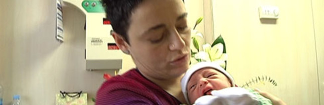 El primer hospitalense del año se llama Pau Aranda Ibáñez