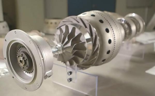 Austràlia construeix el primer motor a reacció amb impressió 3D