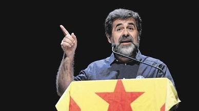 Jordi Sànchez, número dos de Puigdemont en la lista Junts per Catalunya