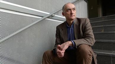 Josep Maria Esquirol, fil�sofo y profesor de la Universitat de Barcelona.
