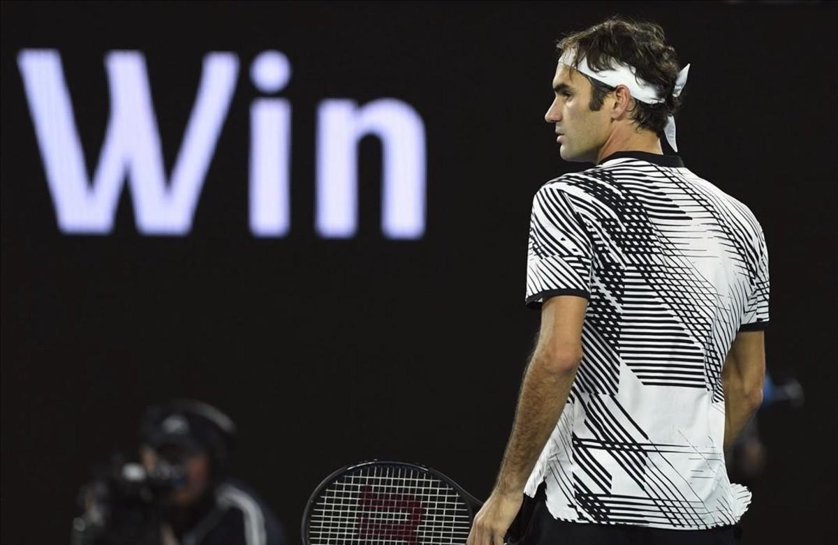 Federer es classifica per a la final d'Austràlia