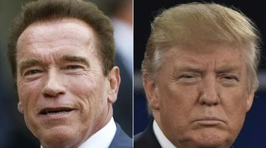 """Schwarzenegger: """"Trump está enamorado de mí"""""""