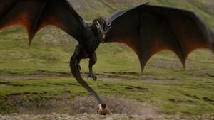 Imagen de un momento de la serie 'Juego de Tronos'.