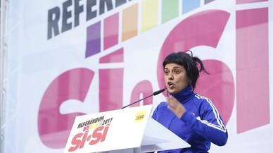 La CUP insta Puigdemont a detallar el seu pla per al referèndum per dissipar dubtes i inquietud