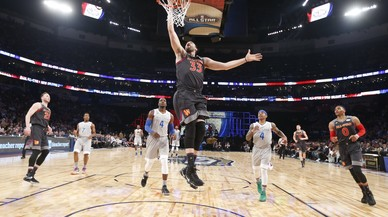 NBA All-Star Game in New Orleans