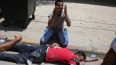Muere un joven palestino a manos de un colono israelí en Cisjordania