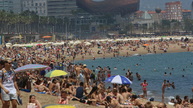 L'Aemet activa els primers avisos de l'any per calor