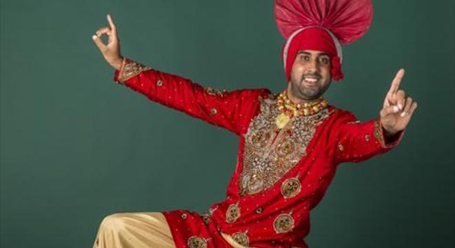 Bikramjit Singh (Lally): «Quan danso, m'agrada compartir la meva felicitat»