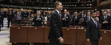 El Rey proclama que España respeta la identidad territorial