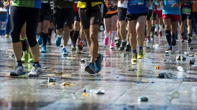 Dos corredors moren en una Marató a Castelló