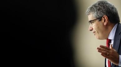 Homs prepara la seva defensa al Congrés sense còpia del suplicatori