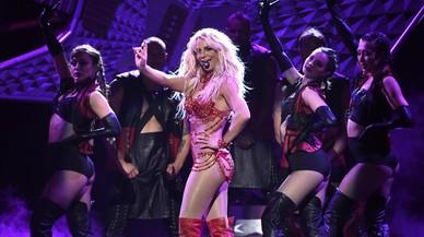 Britney Spears s'emporta un gran ensurt a Las Vegas
