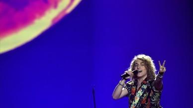 "Manel Navarro se'n va ""orgullós"" d'Eurovisió"