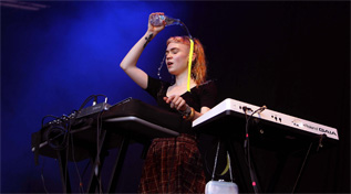 Grimes, el pop escurridizo