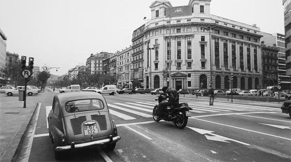 Antes y después del paseo de Gràcia - photo#50