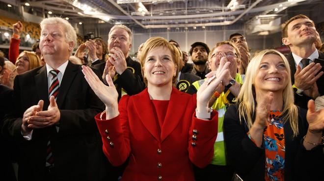 Els nacionalistes guanyen a Escòcia però perden la majoria absoluta
