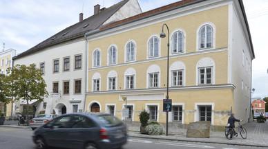 Àustria derruirà la casa de Hitler
