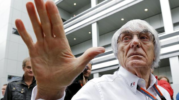 Bernie Ecclestone, 40 años en la pole (ES)