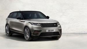 Nuevo Range Rover Velar.