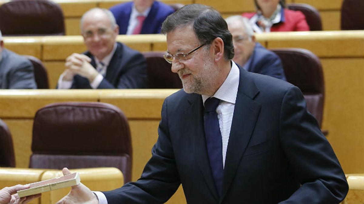 Rajoy recomana '1785 motivos por los que hasta un noruego querría ser español'
