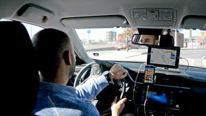 La aplicación EasyPark ayuda a los conductores a encontrar aparcamiento