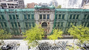 Futura sede de la Casa de les Lletres, en la calle Roc Boronat.