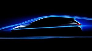 Nissan leaf segunda generación