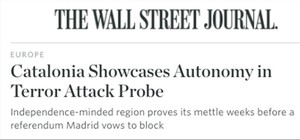THE WALL STREET JOURNAL CATALONIA