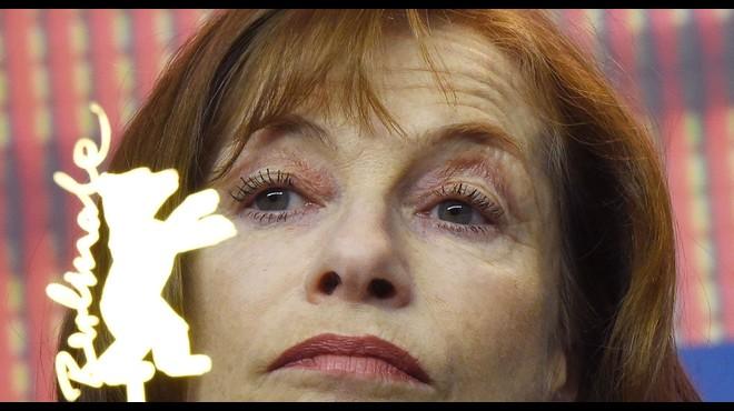 Berlín es rendeix a Isabelle Huppert