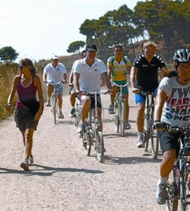 Collserola restringirá la libertad de las bicis cuando sea parque natural